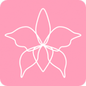 Androidアプリ「花判定機」のアイコン