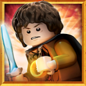 Androidアプリ「LEGO® The Lord of the Rings™」のアイコン