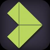 Androidアプリ「Shapeout」のアイコン