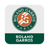 Androidアプリ「The Official Roland-Garros App」のアイコン
