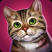 Androidアプリ「CatHotel - オリジナルのかわいいニャンコ向けホテル」のアイコン