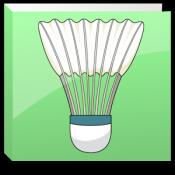 Androidアプリ「バドミントン審判サポート」のアイコン