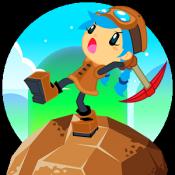Androidアプリ「GEMRUSH 〜ジェムラッシュ〜 眠っている宝石を発掘!」のアイコン