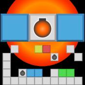 Androidアプリ「ブロック落とし -爆-」のアイコン