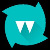 Androidアプリ「日記 ライフル/Wrifle 無料日記アプリ」のアイコン