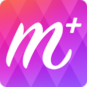 Androidアプリ「MakeupPlus-写真にメイクが出来る画像編集アプリ」のアイコン