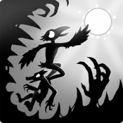 Androidアプリ「Crowman & Wolfboy」のアイコン