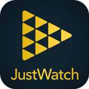 Androidアプリ「JustWatch映画・テレビ番組」のアイコン