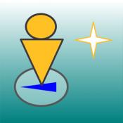 Androidアプリ「ストリートビュー プラス - 便利な地図アプリ」のアイコン