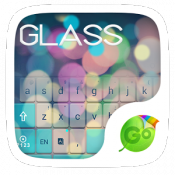 Androidアプリ「Free Z Glass GO Keyboard Theme」のアイコン