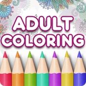 Androidアプリ「Adult Coloring Book Premium」のアイコン