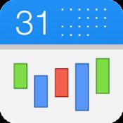 Androidアプリ「Tiny Calendar - Calendar App」のアイコン