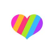 Androidアプリ「カップルで楽しむ - Heart is in」のアイコン