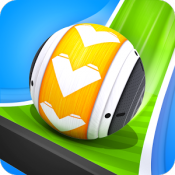 Androidアプリ「GyroSphere Trials」のアイコン