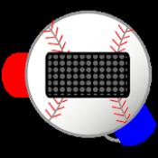 Androidアプリ「B-SpeedGun」のアイコン