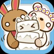 Androidアプリ「ウェディングケーキタワー -二人を占う不思議の結婚式場-」のアイコン