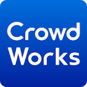 Androidアプリ「CrowdWorks for Worker 仕事探しアプリ」のアイコン