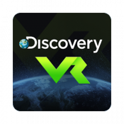 Androidアプリ「Discovery VR」のアイコン