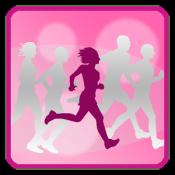 """Androidアプリ「マラソンで""""激走RV""""」のアイコン"""