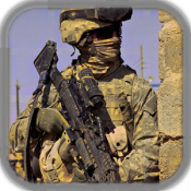Androidアプリ「Coalition - Multiplayer FPS」のアイコン