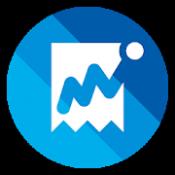 Androidアプリ「マネーフォワード クラウド経費 領収書、交通費をアプリで経費精算・管理」のアイコン