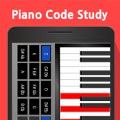 Androidアプリ「リアルピアノコードを学ぶ」のアイコン