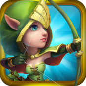 Androidアプリ「Castle Clash: Quái Thú Nổi Dậy」のアイコン