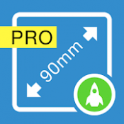 Androidアプリ「My Measure PRO」のアイコン