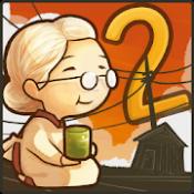 Androidアプリ「もっと心にしみる育成ゲーム「昭和駄菓子屋物語2」」のアイコン