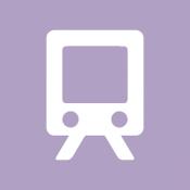 Androidアプリ「大阪地下鉄路線図」のアイコン