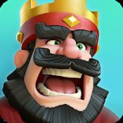 Androidアプリ「クラッシュ・ロワイヤル (Clash Royale)」のアイコン