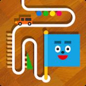 Androidアプリ「ピタゴラン 子供から大人まで楽しめる無料ゲーム」のアイコン