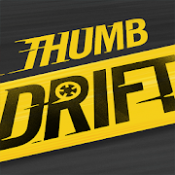 Androidアプリ「Thumb Drift — Furious Car Drifting & Racing Game」のアイコン