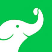 Androidアプリ「Moneytree 家計簿より楽チン」のアイコン