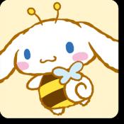 Androidアプリ「シナモロールきせかえホーム(CN3)」のアイコン