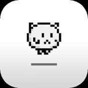 Androidアプリ「にゃにゃにゃにゃにゃ〜にゃ!」のアイコン