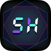 Androidアプリ「SUPERHORIZON」のアイコン
