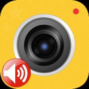 Androidアプリ「消音カメラ - 無音・静音高画質マナーカメラ」のアイコン