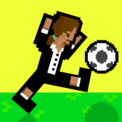 Androidアプリ「Holy Shoot - Soccer Battle」のアイコン