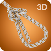 Androidアプリ「How to Tie Knots - 3D Animated」のアイコン