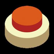 Androidアプリ「みんなで早押しクイズ - 無料 雑学 オンラインクイズゲーム」のアイコン