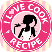 Androidアプリ「簡単レシピで料理上手 iLoveCook」のアイコン