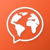 Androidアプリ「語学を無料で学習 - Mondly」のアイコン