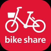 Androidアプリ「ドコモ・バイクシェア ポートナビ」のアイコン