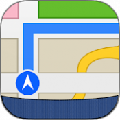 Androidアプリ「Offline Map Navigation」のアイコン
