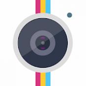Androidアプリ「Timestamp Camera Free」のアイコン
