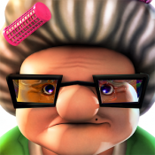 Androidアプリ「Gangster Granny 3」のアイコン