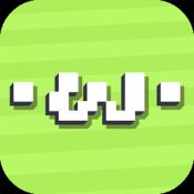 Androidアプリ「エモタグ!Ψ( `▽´)Ψ ミ(/・ω・)/」のアイコン