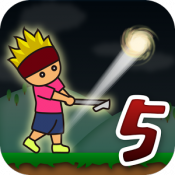 Androidアプリ「トニーくんのゴルフはじめました5」のアイコン