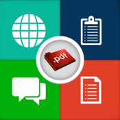 Androidアプリ「PDF Converter:Documents To PDF」のアイコン